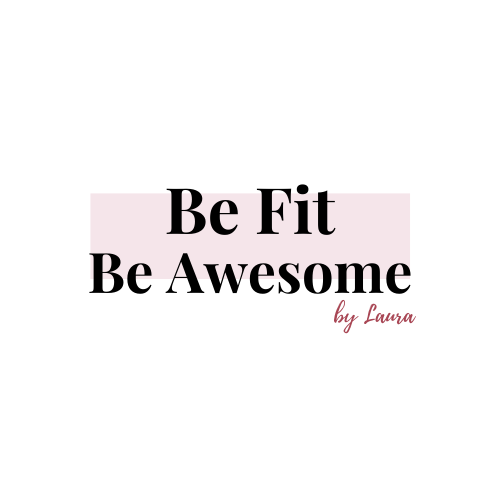 Be fit be Awesome Logo